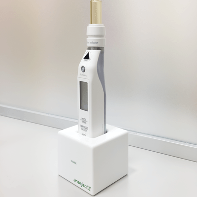 電動麻酔器の画像